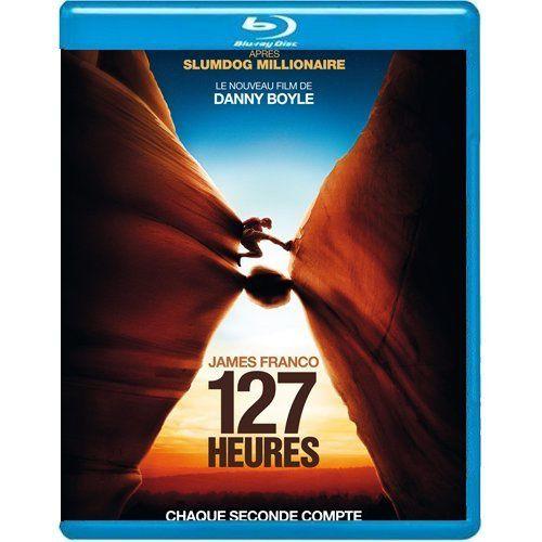 127 Heures Blu Ray