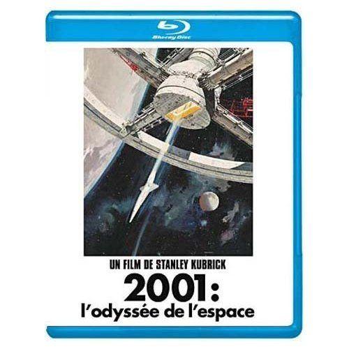 2001 L'odyssée de l'espace Blu Ray