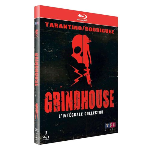 Grindhouse L'intégrale 2 Blu Ray