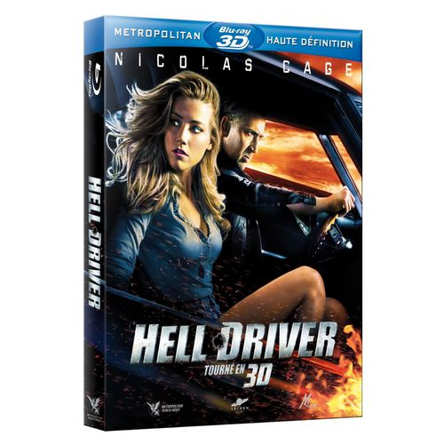 Hell Driver Edition Blu Ray 3D Active