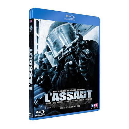 L'Assaut Blu Ray