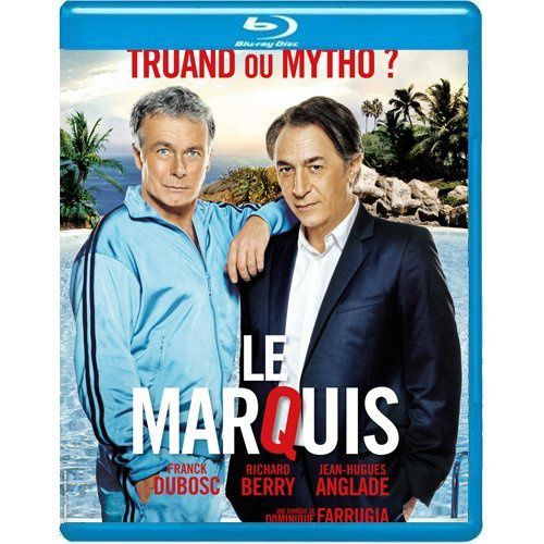 Le Marquis Blu Ray