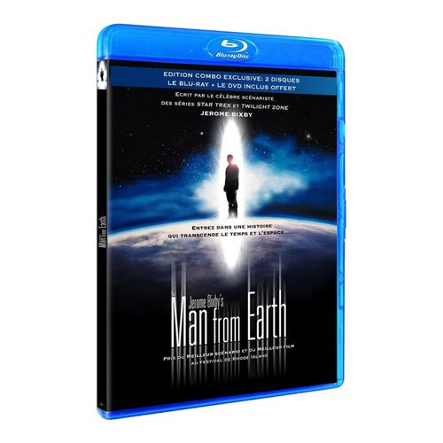 Man From Earth Blu Ray