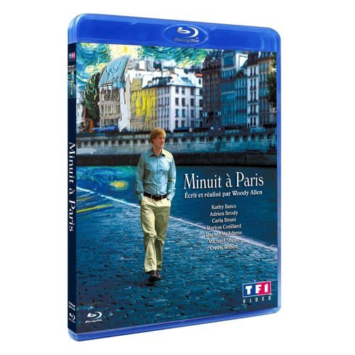 Minuit à Paris Edition Blu Ray-v2