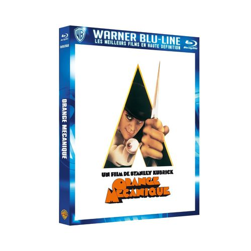 Orange Mécanique Edition Blu Ray