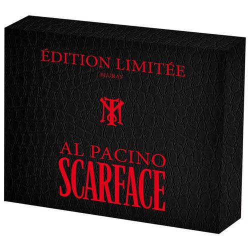 Scarface Coffret Edition Collector Limitée Blu Ray