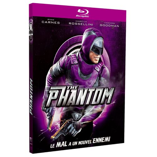 The Phantom Blu Ray