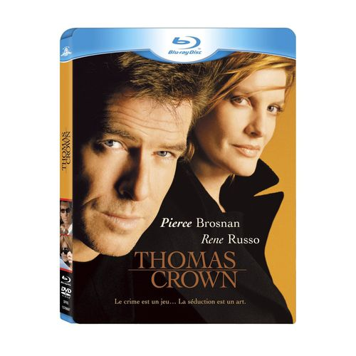 Thomas Crown Combo Blu Ray