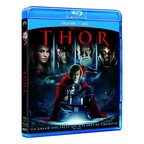 Thor Edition Combo Blu Ray + DVD-v2