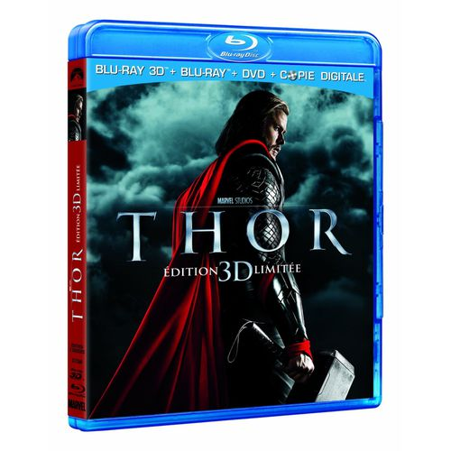 Thor Edition Combo Blu Ray 3D Active-v2