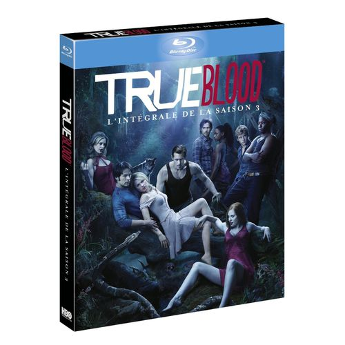 True Blood Saison 3 Coffret 5 Blu Ray