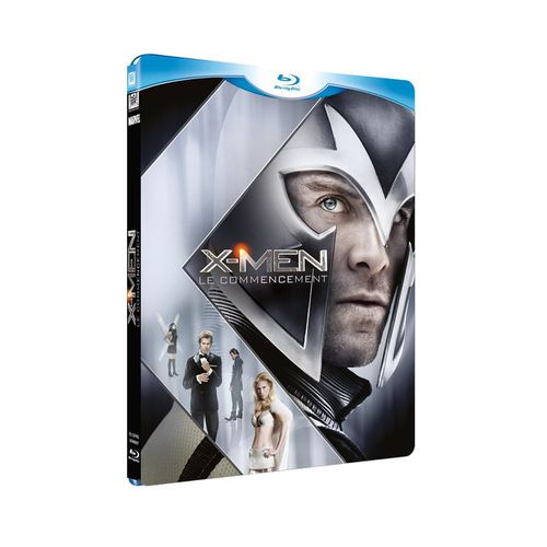 X-Men le commencement Edition Combo Blu Ray + DVD