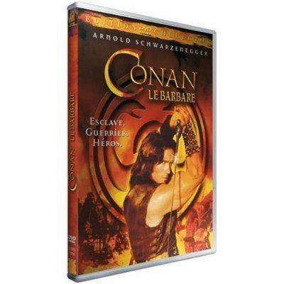 Conan le Barbare DVD