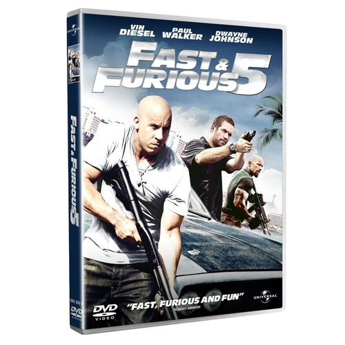 Fast and Furious 5 Edition Simple DVD