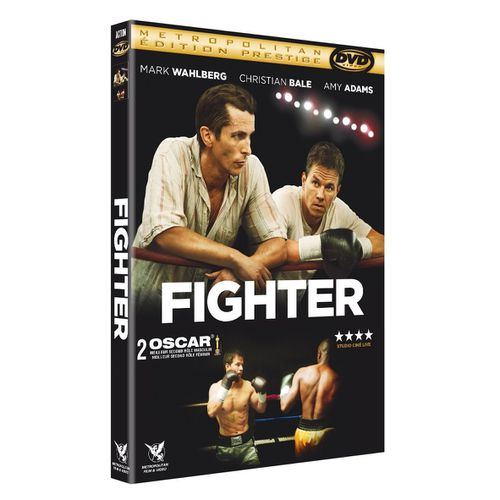Fighter Edition Prestige DVD