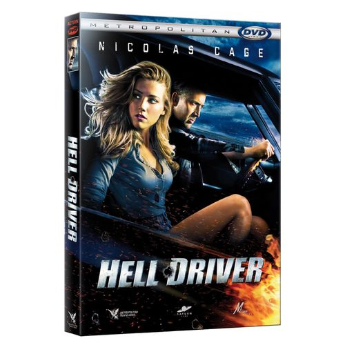 Hell Driver DVD