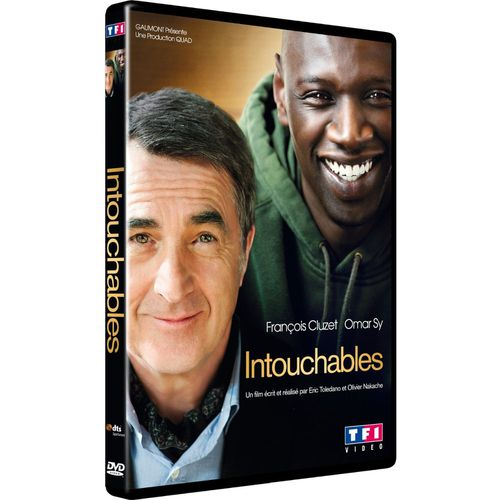Intouchables Edition Simple DVD-v2
