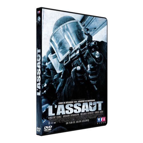 L'Assaut DVD