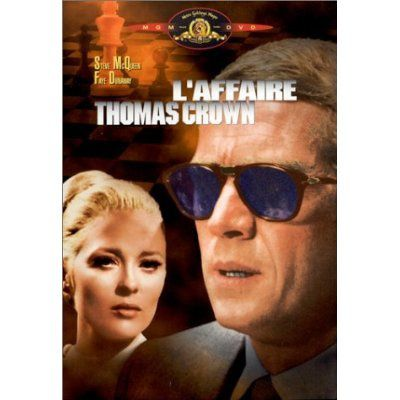 L'affaire Thomas Crown 1967 - DVD