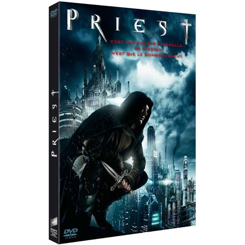 Priest Edition Simple DVD