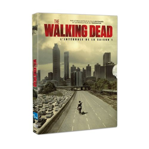 The Walking Dead Saison 1 Coffret 2 DVD