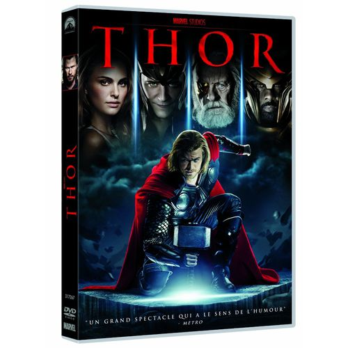Thor Edition Simple DVD-v2