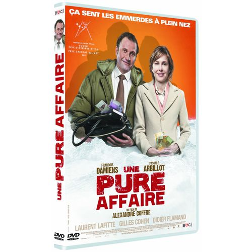 Une Pure Affaire DVD