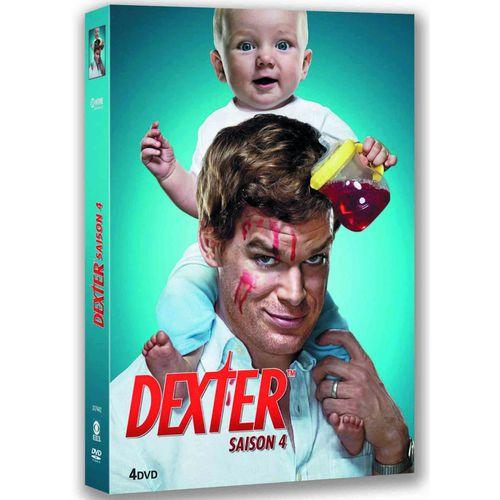 Dexter Saison 4 Coffret 4 DVD