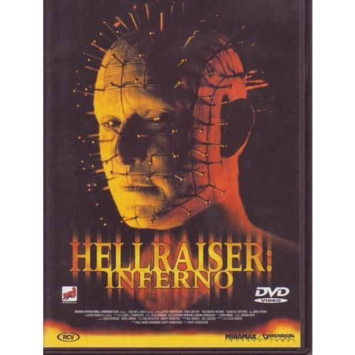 Hellraiser V Inferno DVD