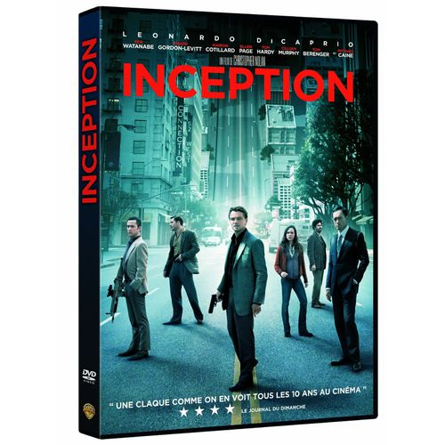 Inception Edition Simple DVD