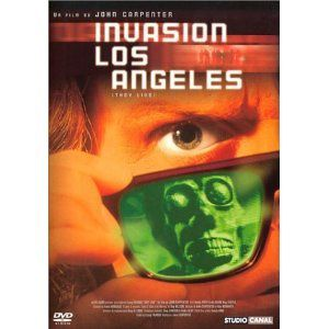 Invasion Los Angeles DVD