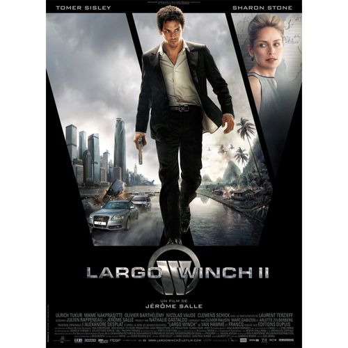 Largo Winch 2 - DVD