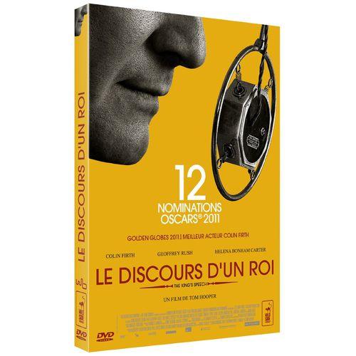 Le Discours d'un Roi DVD