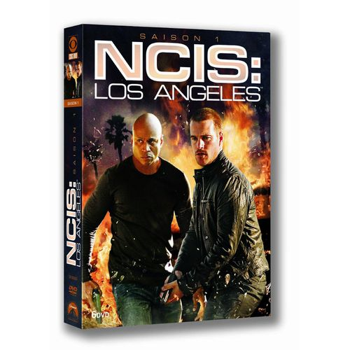 NCIS Los Angeles Saison 1 Coffret 6 DVD