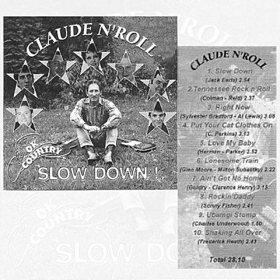 CLAUDE-N-ROLL-cd-2000-titres