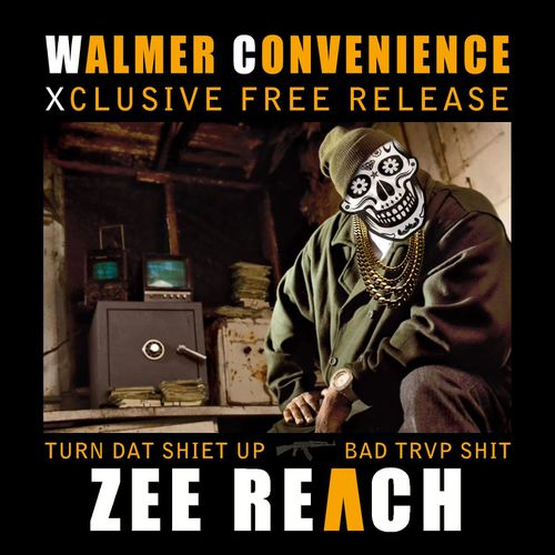 Walmer Convenience Zee Reach Xclusive Free Release Cover