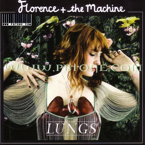 Florence And The Machine-Lungs [Front]