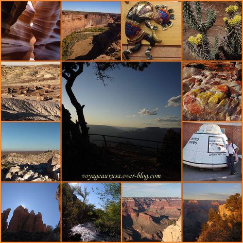 mosaic voyage aux USA Blog