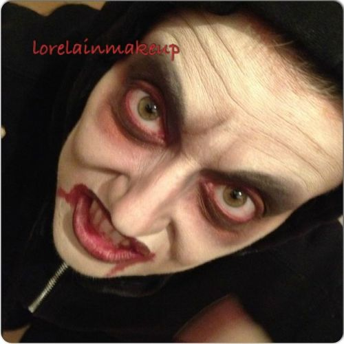 loredana battaglini make up artist, trucco halloween
