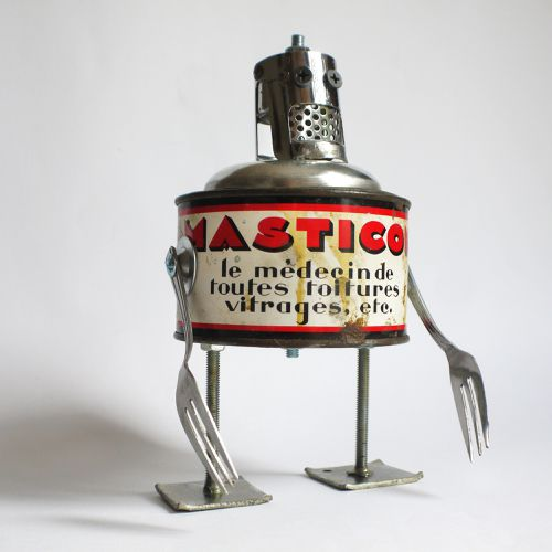 sculpture robot-copie-1
