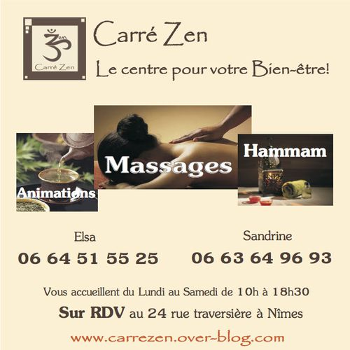 flyers massage domicile