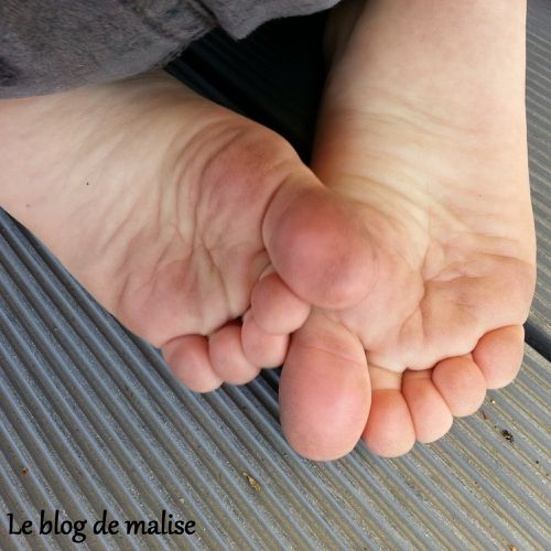 Pieds Loulou