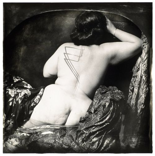 joel peter witkin courbet