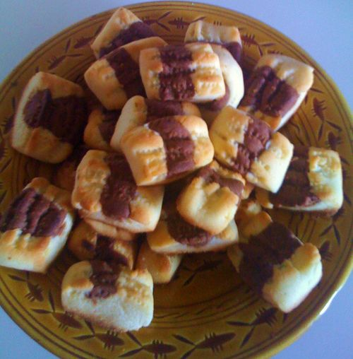 Ghribya souriya for Cuisine zahra
