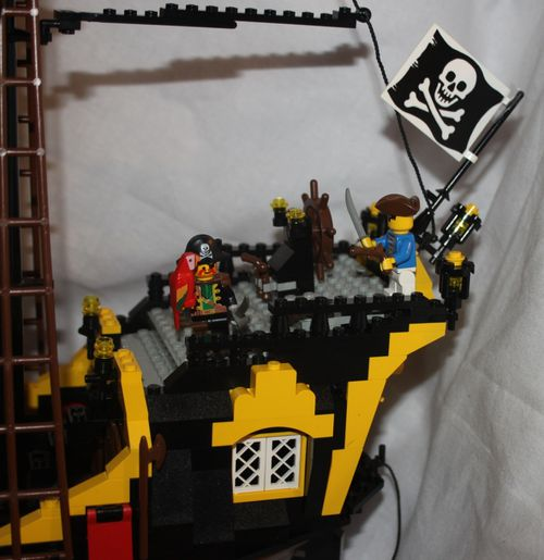 LEGO Pirate 6285 Black Seas Barracuda 19
