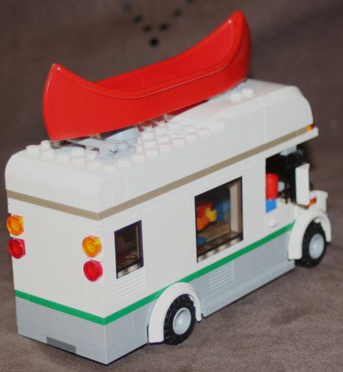 Camping Car Lego 60057 20