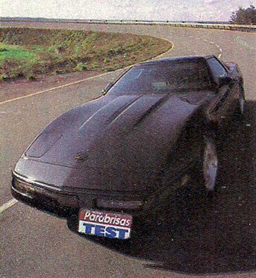 Corvette ZR1 Targa 2