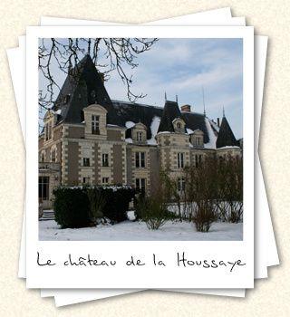 Le Château de La Houssaye