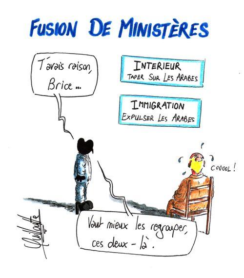 413 - Ministère réunis