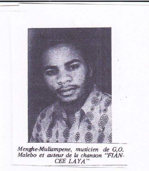 Menghe GO Malebo